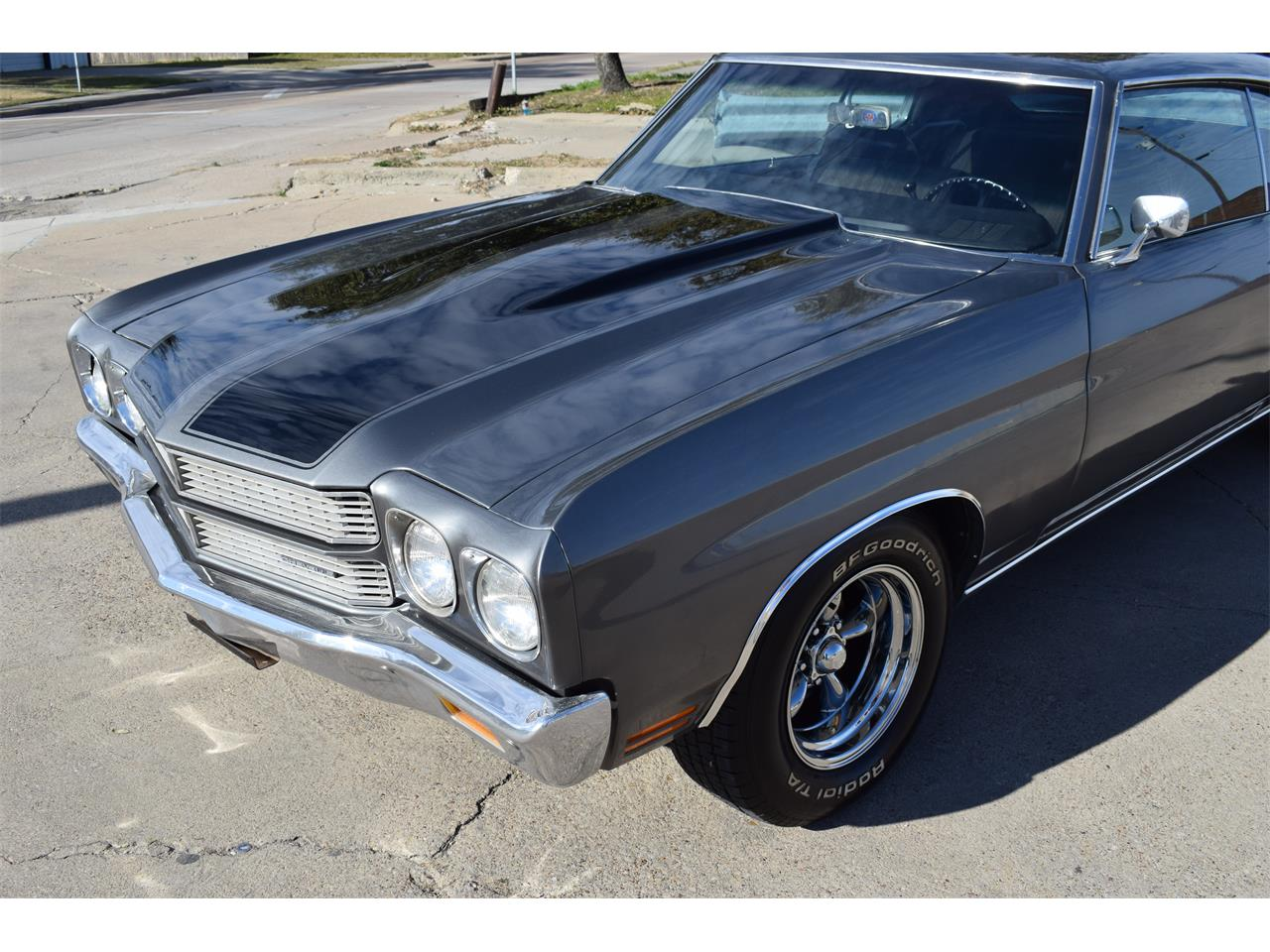 Large Picture of '70 Chevelle - PDTS