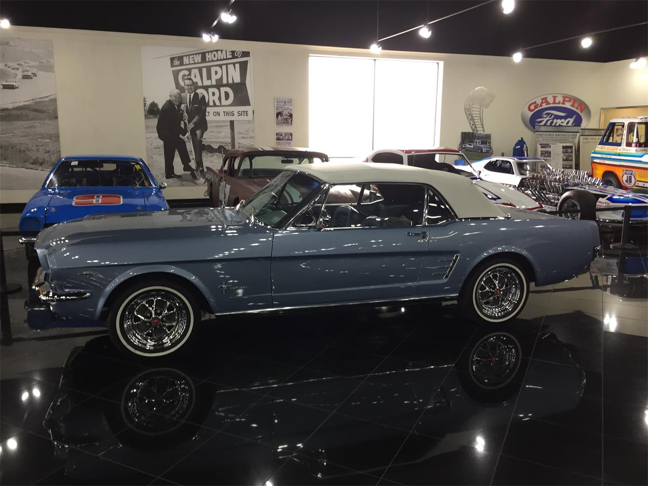 Large Picture of '66 Mustang - PDTT