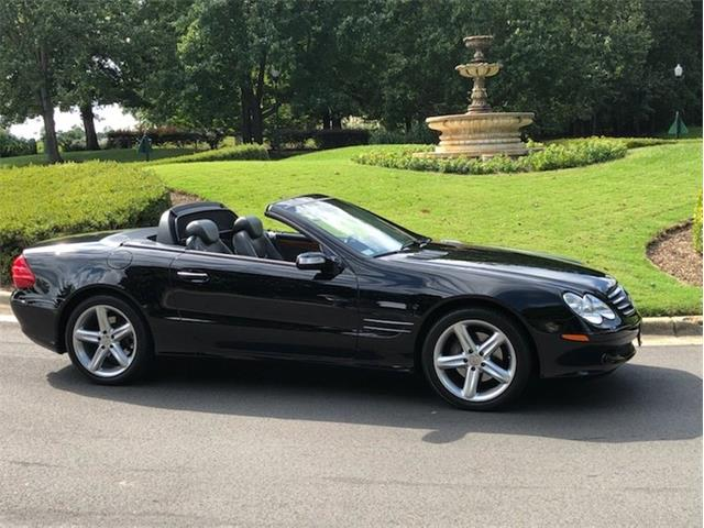 Picture of '04 Mercedes-Benz SL500 located in Greensboro North Carolina Auction Vehicle - PATX