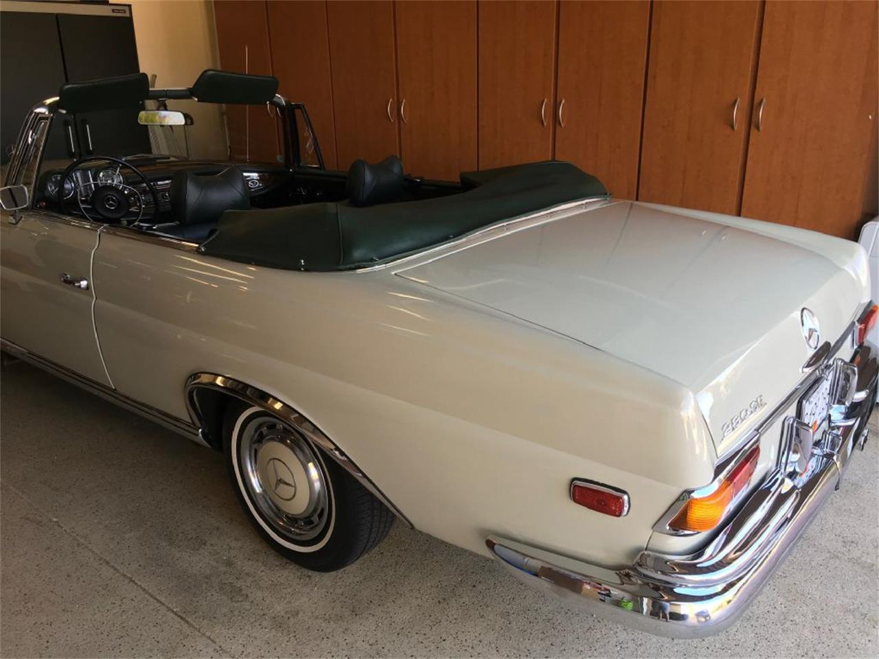 Large Picture of 1969 280SE located in California Auction Vehicle - PDVB