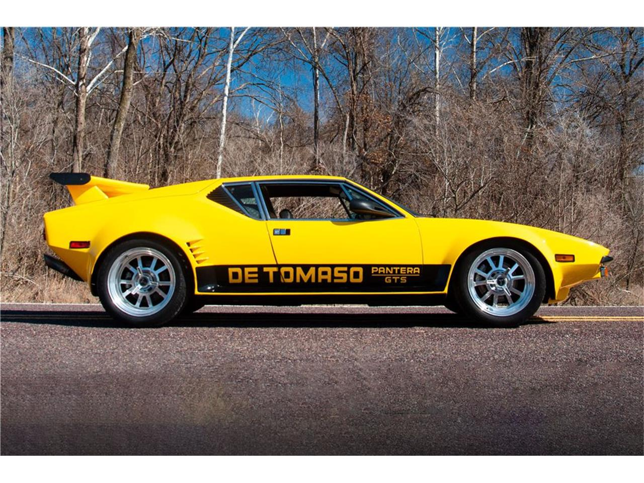 Large Picture of Classic 1973 De Tomaso Pantera located in California Offered by EG Auctions - PDVG