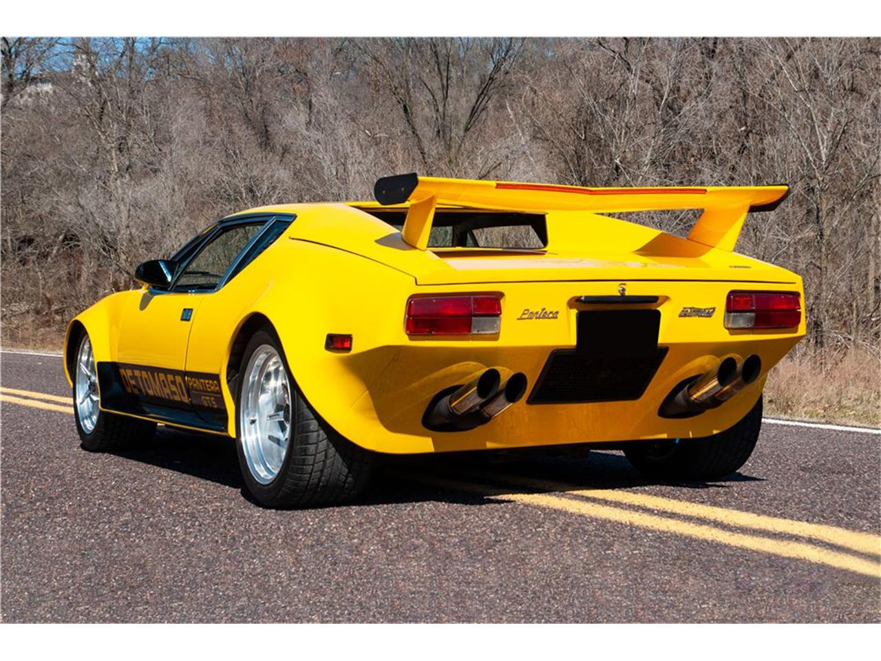 Large Picture of Classic 1973 De Tomaso Pantera located in Indio California - PDVG