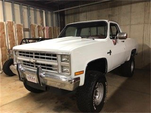 Picture of '87 Chevrolet K-1500 located in Greensboro North Carolina - PAU0