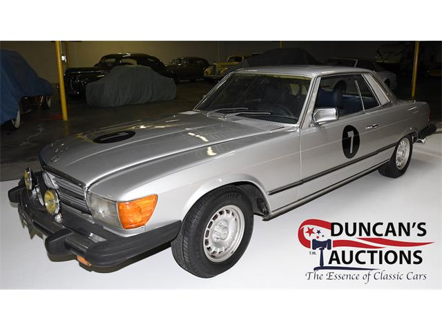 Picture of 1979 450SL Auction Vehicle - PDWR