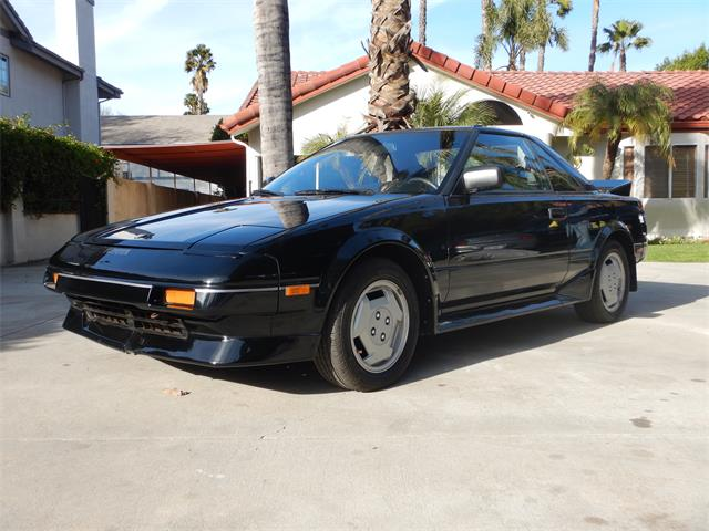Picture of '87 MR2 located in woodland hills California - $11,900.00 - PDWT