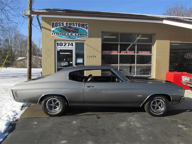 Picture of Classic 1970 Chevrolet Chevelle SS located in Goodrich Michigan - PDWW