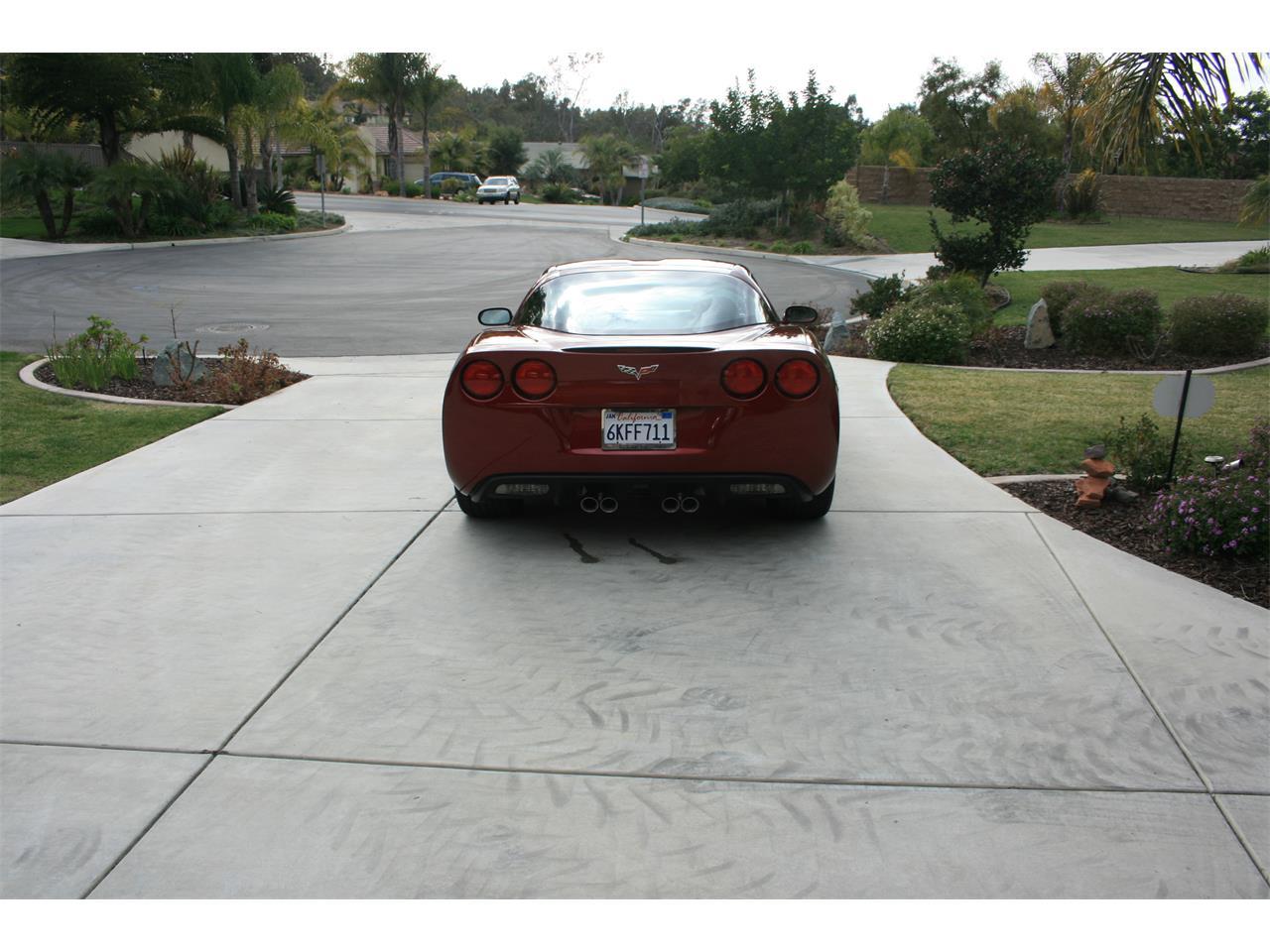 Large Picture of '07 Chevrolet Corvette - PDX2