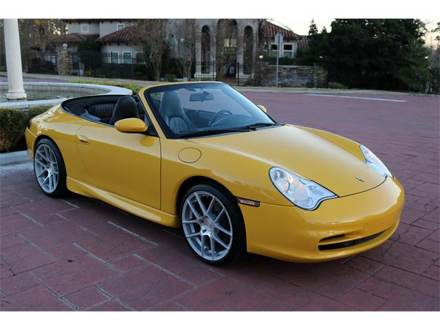 Picture of '02 911 Carrera - PDX4