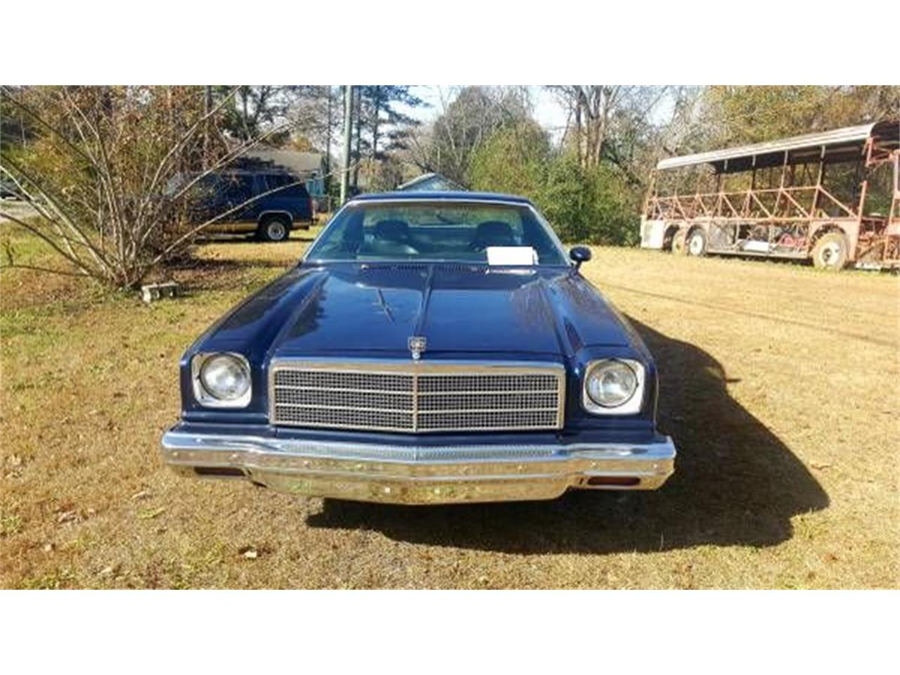Large Picture of '74 El Camino - PDXN
