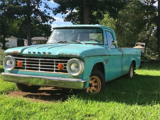 Picture of 1966 D100 located in Cadillac Michigan - $7,495.00 Offered by  - PDY3