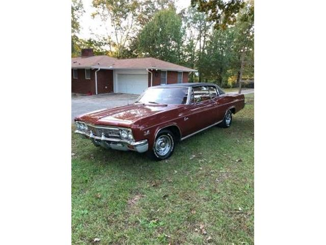 Picture of '66 Caprice - PDY5