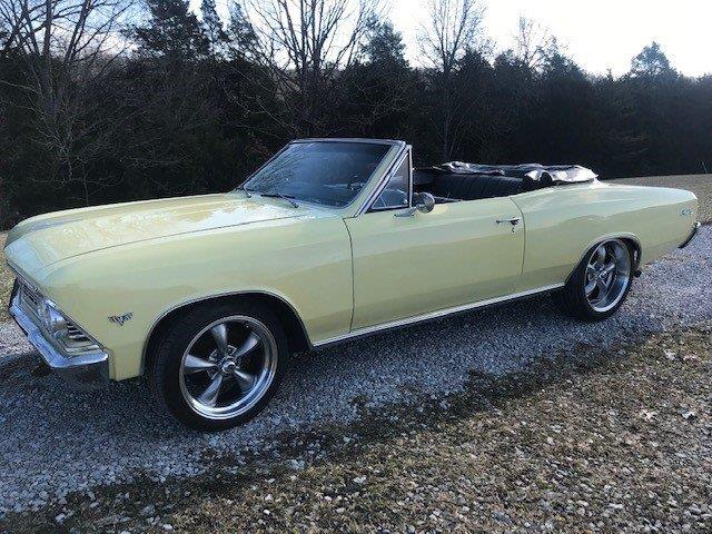 Picture of Classic '66 Chevrolet Chevelle - PDYM