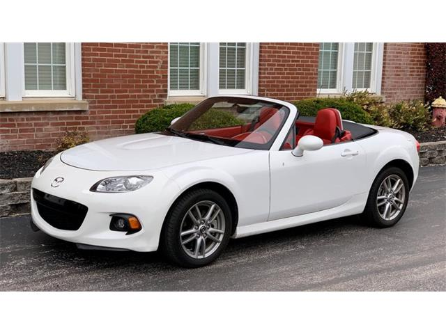 Picture of 2013 Mazda Miata Auction Vehicle Offered by  - PAUA