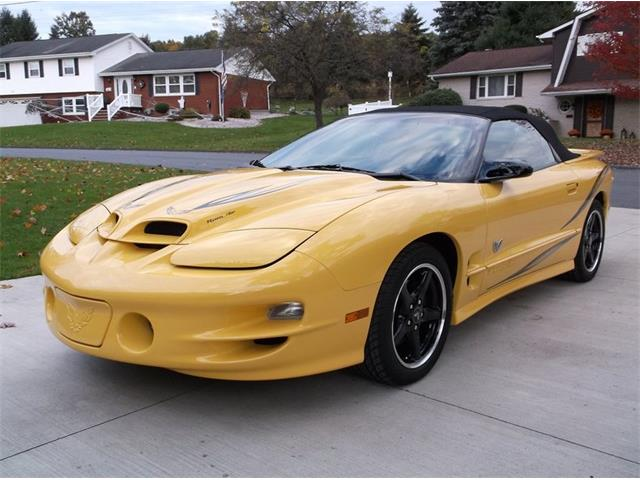 Picture of 2002 Pontiac Firebird Trans Am Offered by  - PAUB