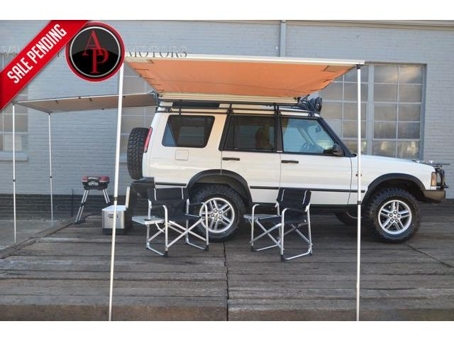 Picture of '04 Land Rover Discovery Offered by  - PDZD