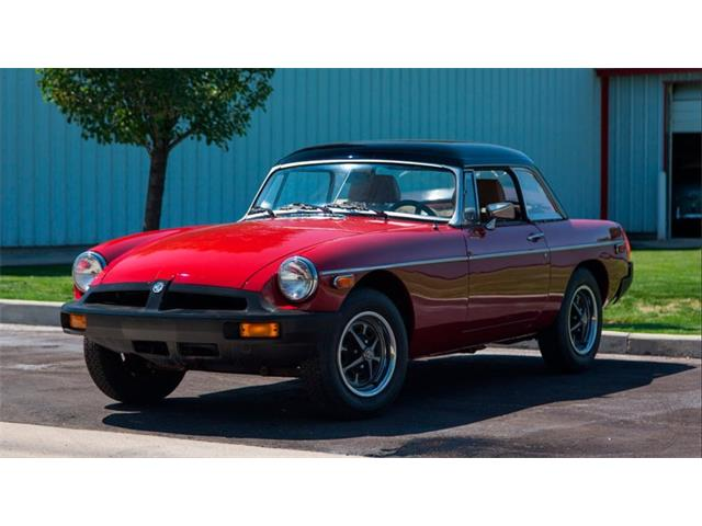Picture of '79 MGB - PAUD