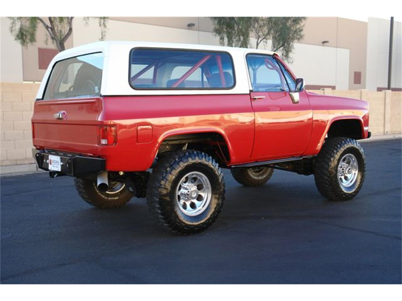 Large Picture of '73 Blazer Offered by Arizona Classic Car Sales - PDZN