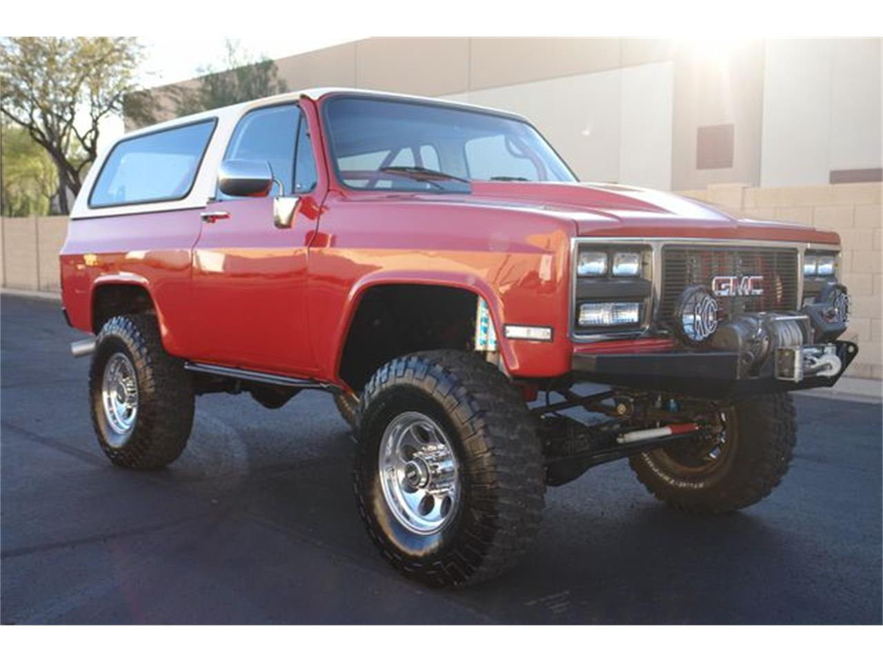 Large Picture of Classic 1973 Blazer Offered by Arizona Classic Car Sales - PDZN