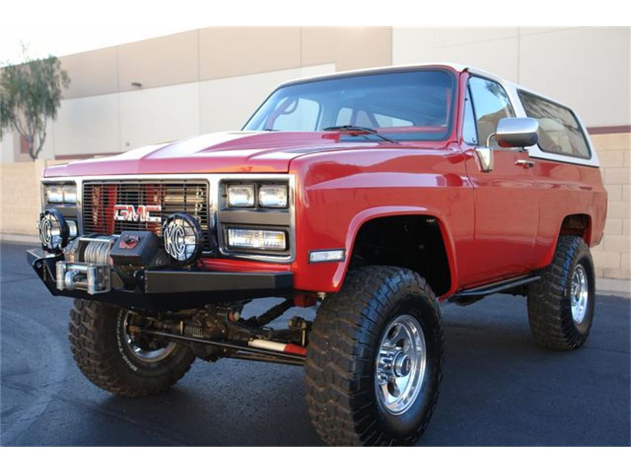 Large Picture of Classic 1973 Blazer located in Arizona - $47,950.00 Offered by Arizona Classic Car Sales - PDZN
