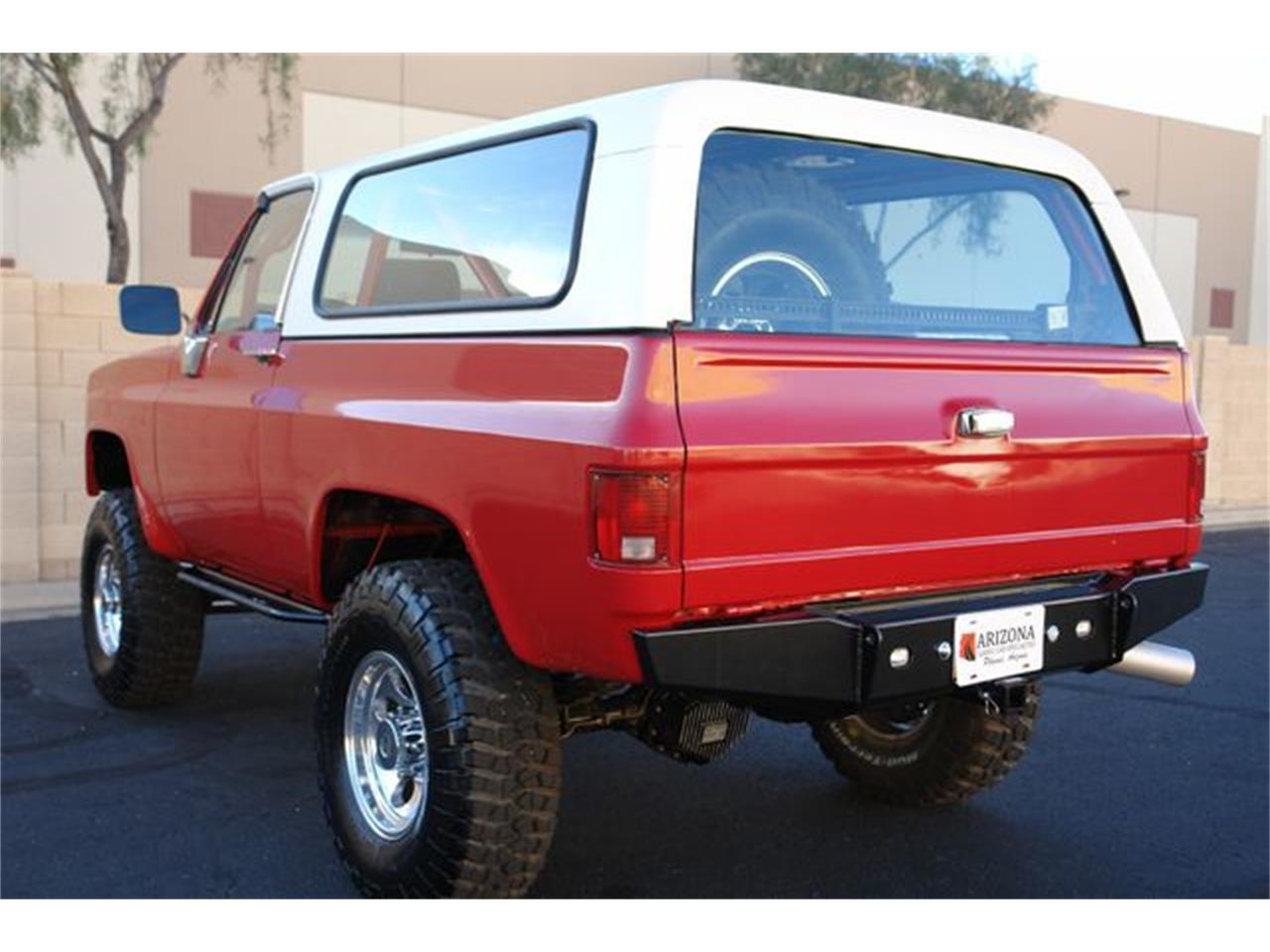 Large Picture of '73 Chevrolet Blazer - $47,950.00 - PDZN