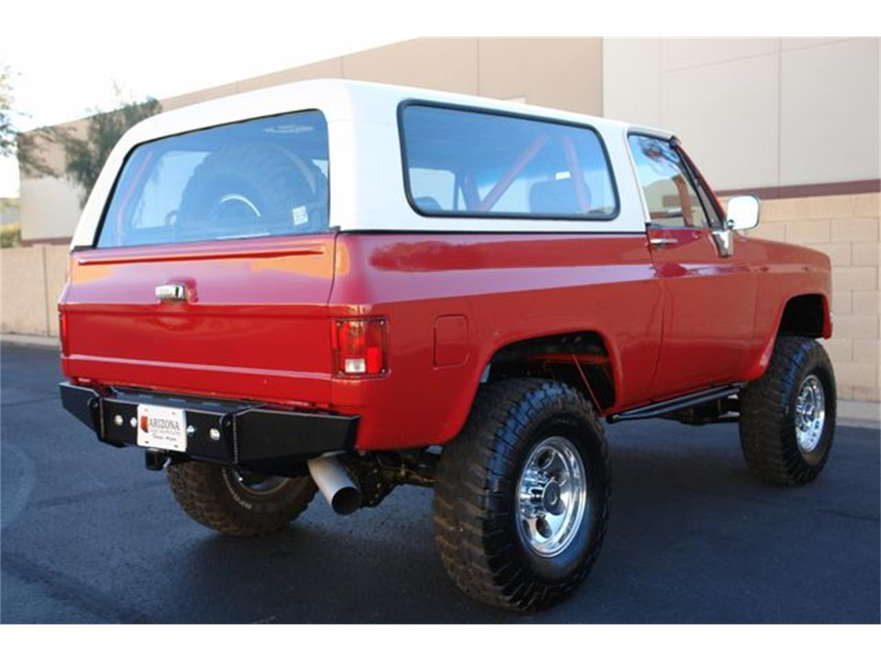 Large Picture of Classic '73 Blazer located in Phoenix Arizona - PDZN