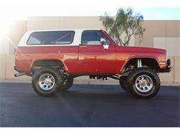 Picture of Classic '73 Blazer located in Phoenix Arizona - $47,950.00 Offered by Arizona Classic Car Sales - PDZN