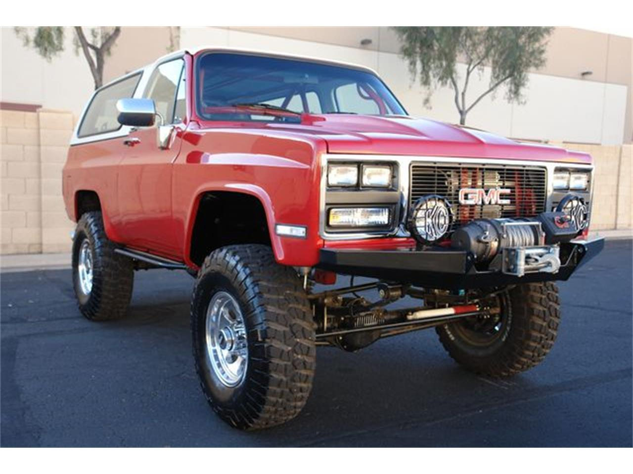 Large Picture of '73 Blazer - PDZN