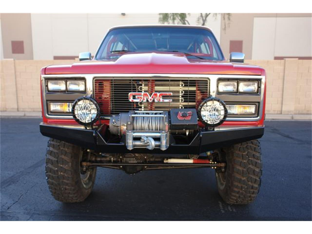 Large Picture of '73 Chevrolet Blazer located in Phoenix Arizona - PDZN