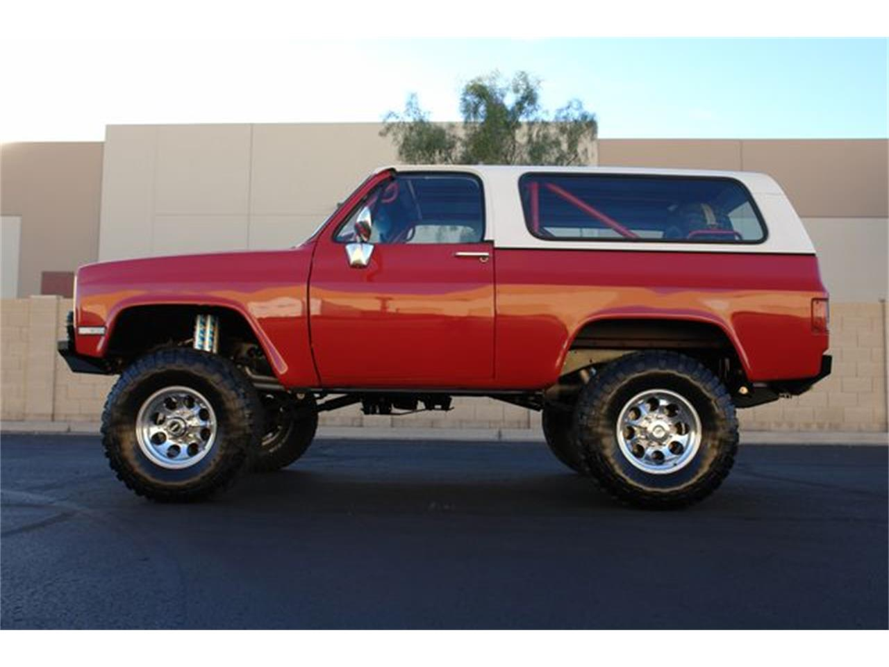 Large Picture of 1973 Chevrolet Blazer located in Arizona - PDZN