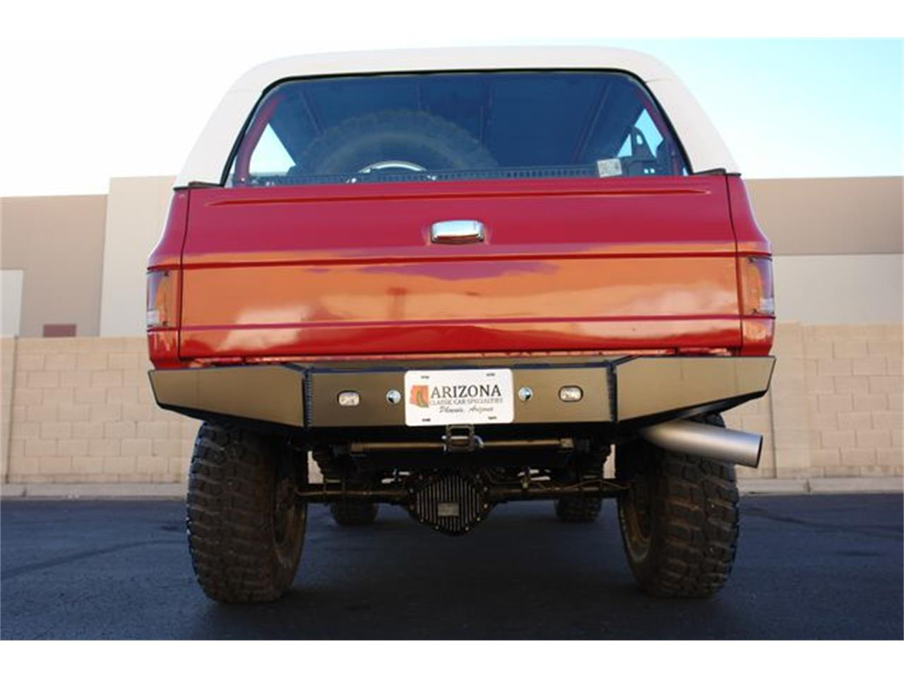 Large Picture of 1973 Chevrolet Blazer - $47,950.00 Offered by Arizona Classic Car Sales - PDZN