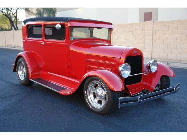 Picture of Classic 1929 Model A located in Phoenix Arizona - $44,950.00 Offered by  - PDZO