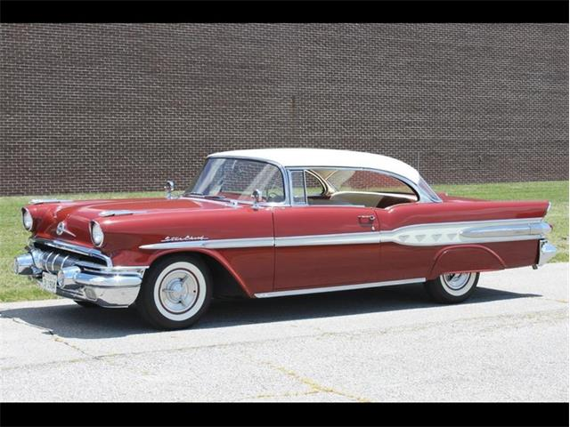 Picture of Classic '57 Pontiac Star Chief located in Greensboro North Carolina Auction Vehicle - PAUE