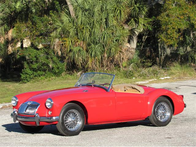 Picture of Classic 1957 MG MGA located in Sarasota Florida - $34,500.00 - PE07