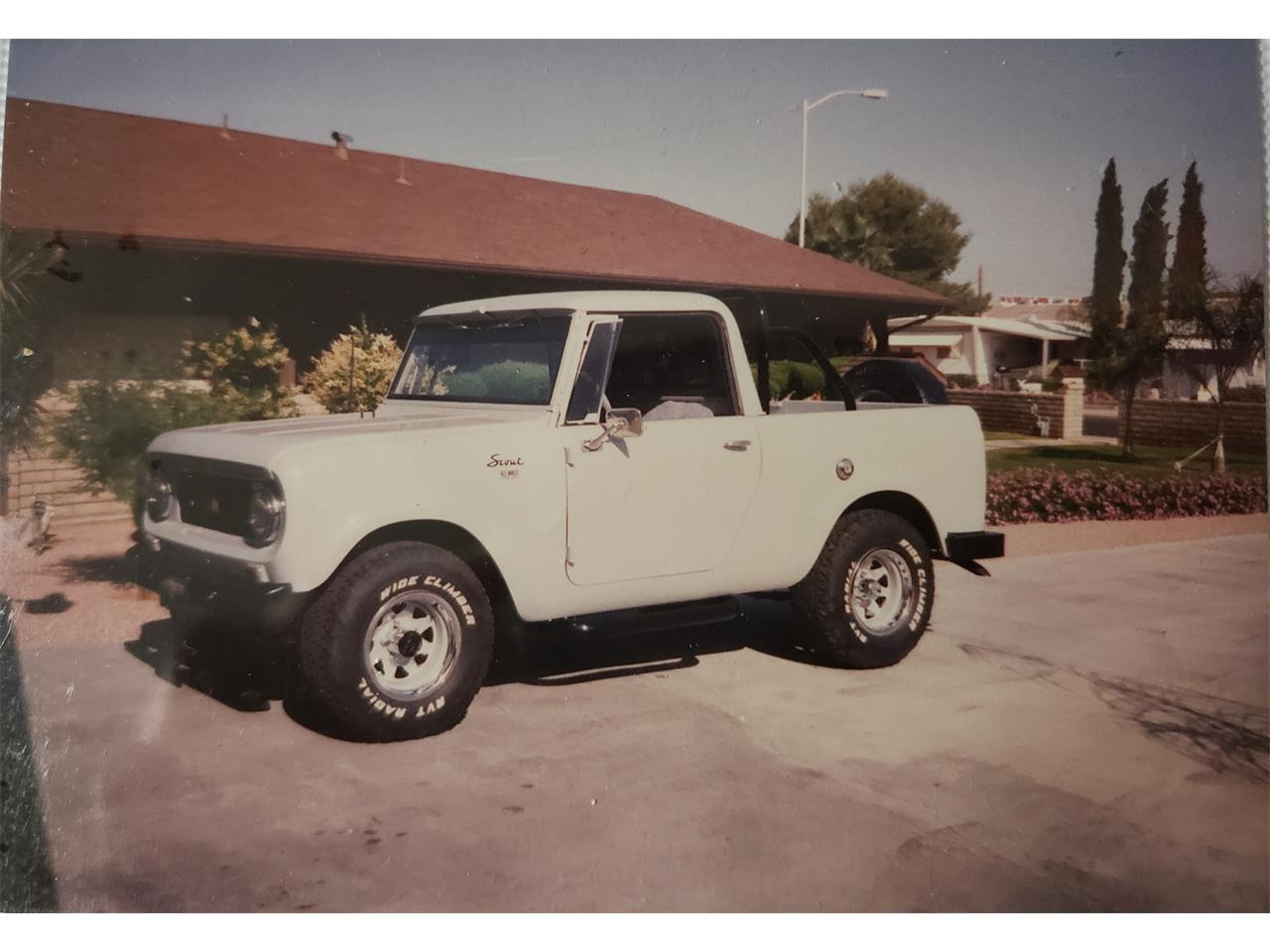 Large Picture of '64 Scout 80 - PE0B