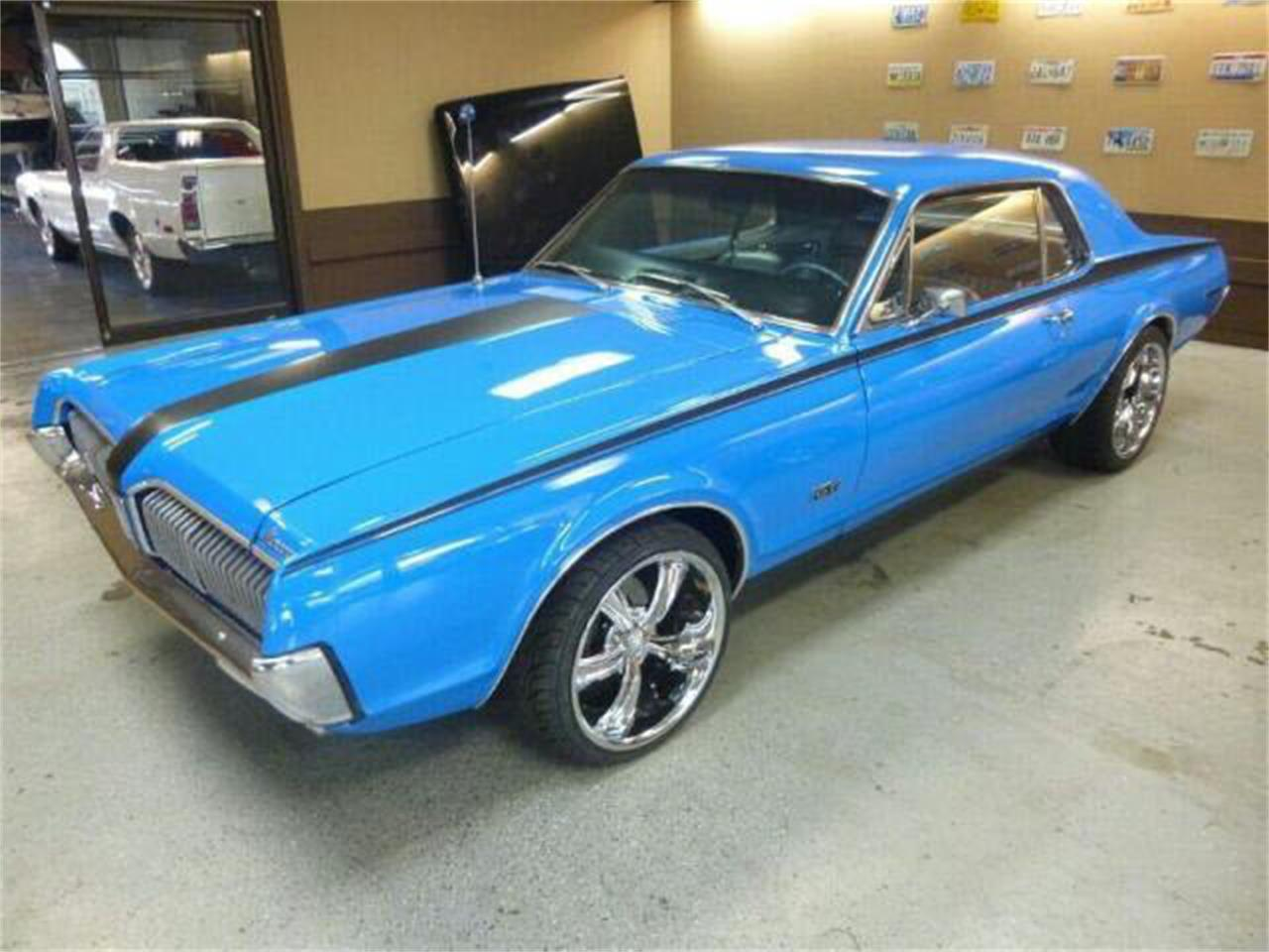 Large Picture of 1967 Cougar located in Tacoma Washington - $32,990.00 - PE0C