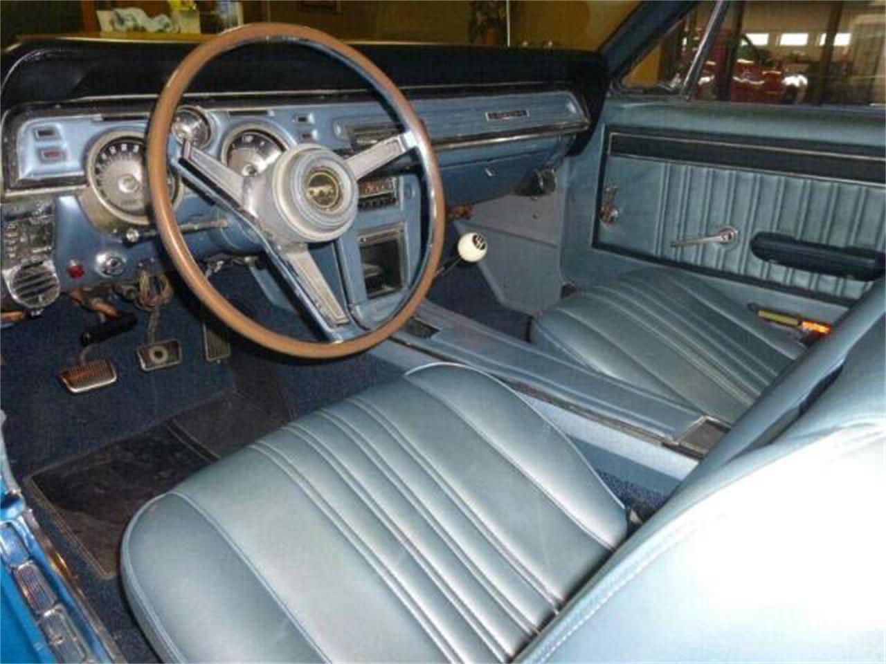 Large Picture of Classic 1967 Mercury Cougar located in Tacoma Washington - $32,990.00 - PE0C