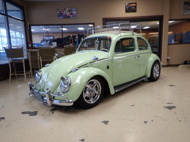 Picture of 1959 Volkswagen Beetle located in Tacoma Washington - $21,990.00 Offered by  - PE0Q