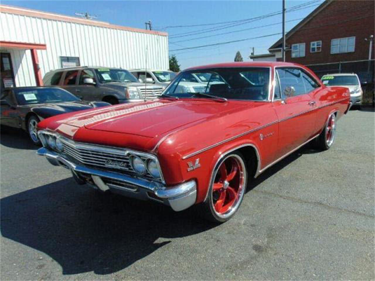 For Sale: 1966 Chevrolet Impala in Tacoma, Washington