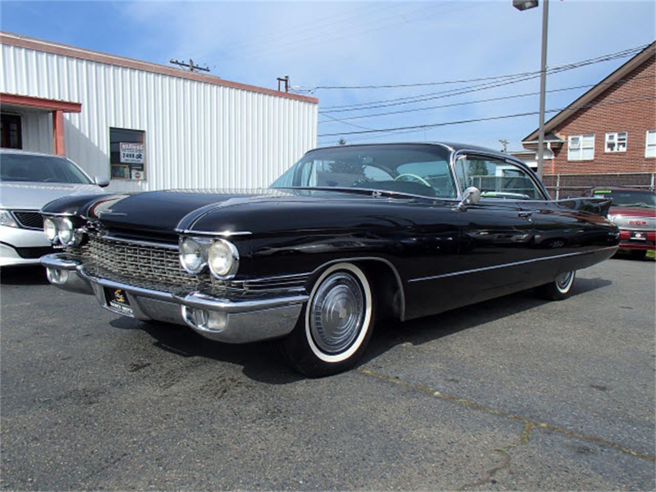 1960 Cadillac Coupe DeVille for Sale   ClassicCars.com ...