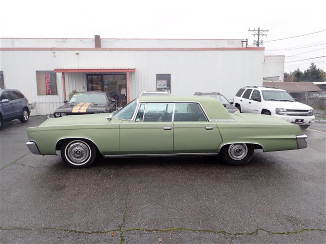Large Picture of '66 Imperial - PE18