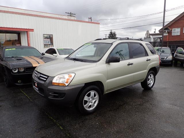 Picture of 2008 Sportage located in Tacoma Washington Offered by  - PE1O