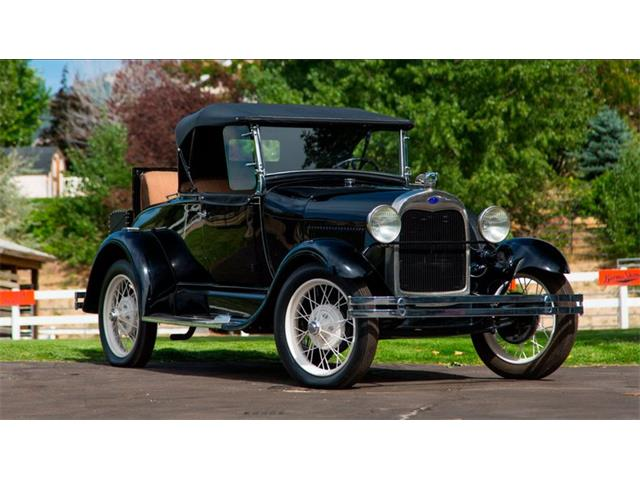 Picture of '29 Model A - PAUM