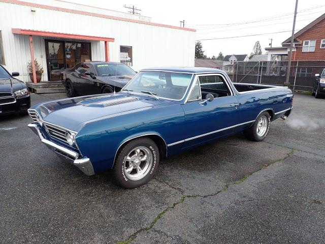 Picture of '67 Chevrolet El Camino - $22,990.00 Offered by  - PE24