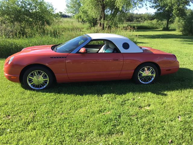 Picture of '03 Ford Thunderbird located in Minnesota Offered by a Private Seller - PE2P