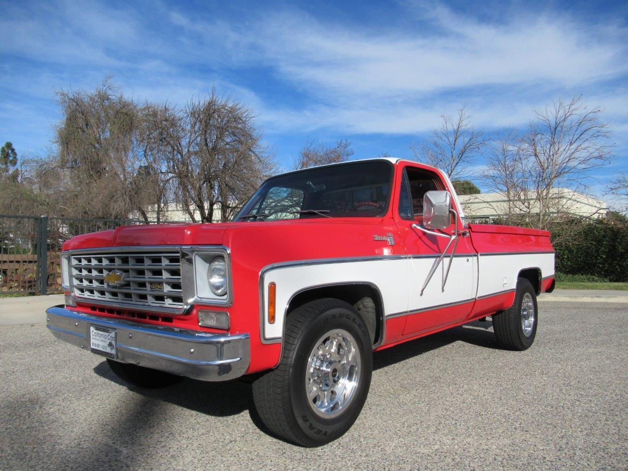 Large Picture of '76 Chevrolet Silverado located in California - PE2S