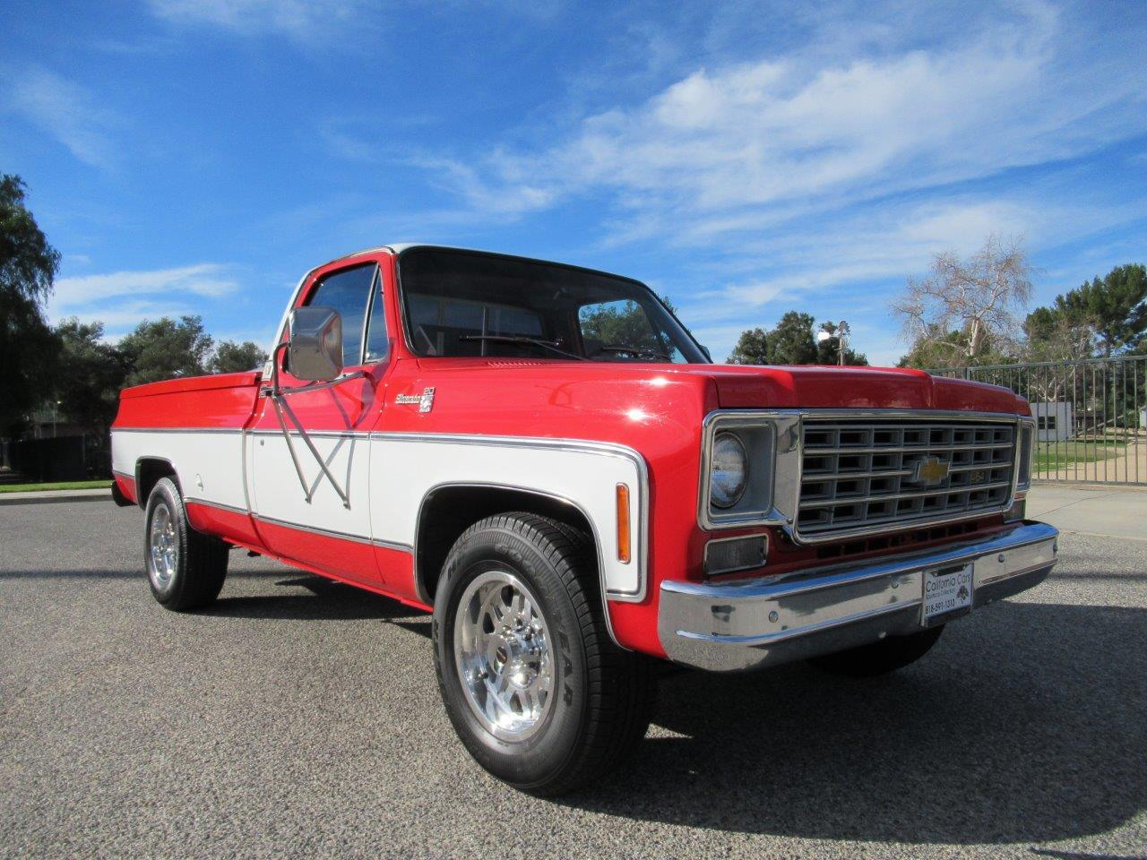 Large Picture of 1976 Chevrolet Silverado located in California Offered by California Cars - PE2S