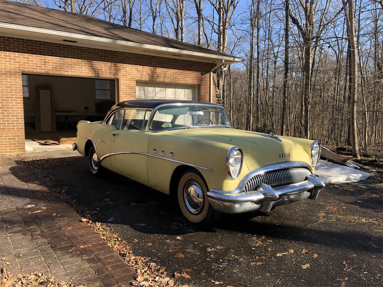 Large Picture of Classic '54 Century Regal located in Winston Salem North Carolina - PE2V