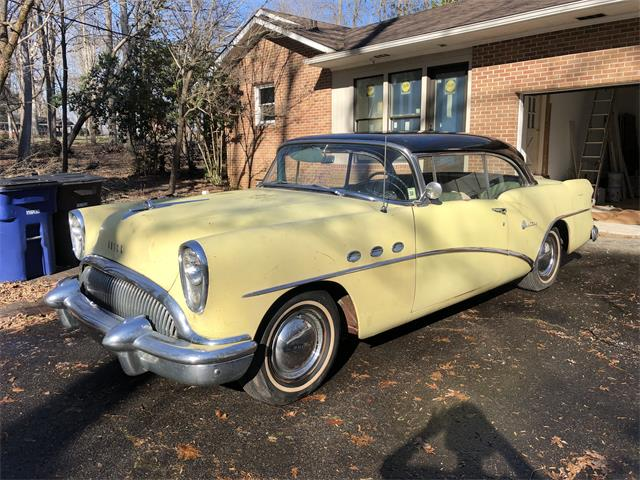 Picture of '54 Buick Century Regal located in North Carolina Offered by a Private Seller - PE2V