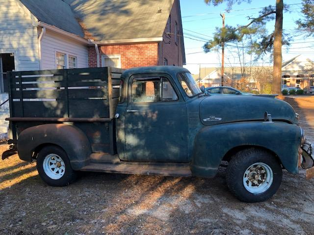 Picture of 1955 Chevrolet 3100 located in North Carolina - $10,999.00 Offered by a Private Seller - PE2X