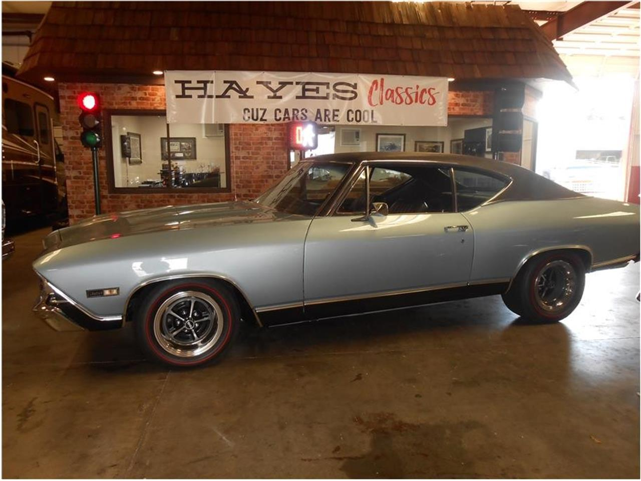 Large Picture of '68 Chevelle - PE3L